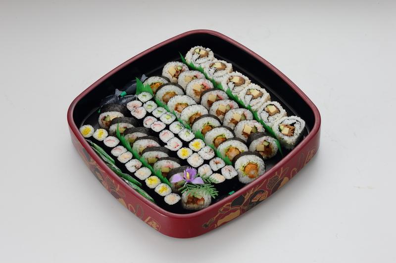 巻寿司盛合せ(5人前)